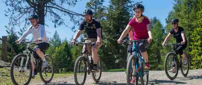 Cycling Scottish Borders