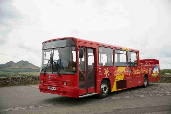 Open Top Bus