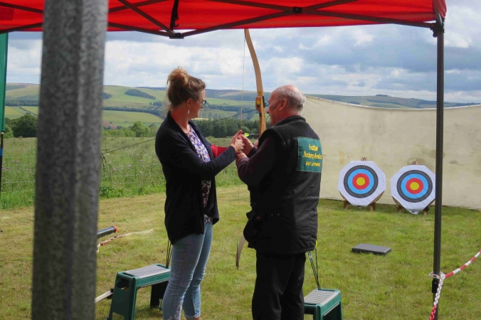 Archery at Airhouses