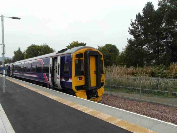 Waverley Line from the Scottish Borders to Edinburgh