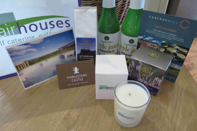 Welcome Packs at Airhouses