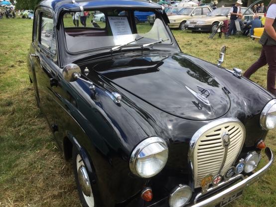 BVAC Classic Cars at Thirlstane Castle