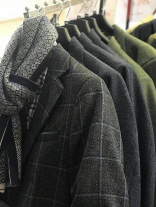 William Lockie Knitwear Store