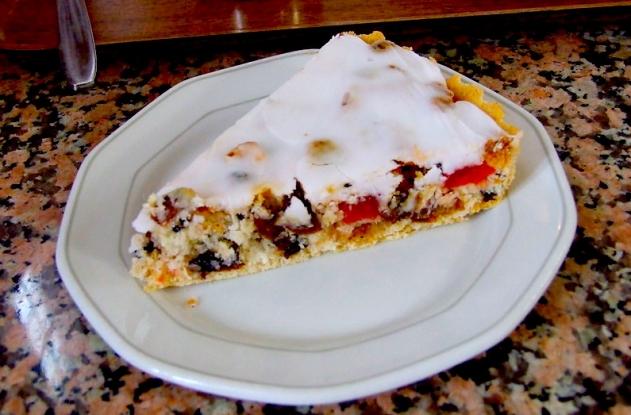 Border tart (also known as Eyemouth tart)