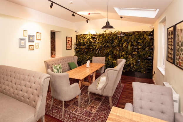 Experience chic vibes at Provender