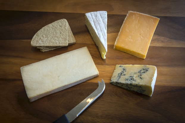 Each Scottish region has its own speciality cheeses