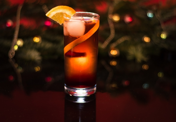 Add a splash of Scottish magic to your Christmas cocktails