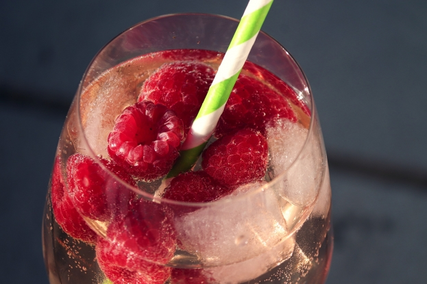 Why not swap Buck's Fizz for a Raspberry Crush this year?