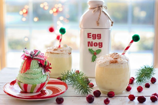 It's time to revive the retro eggnog cocktail