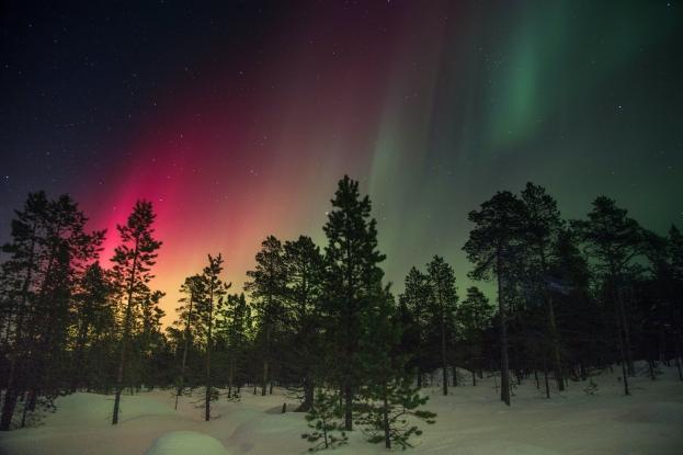 Escape to a fantastical Arctic landscape