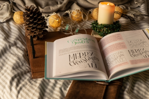 Cosy up with a good book this Christmas