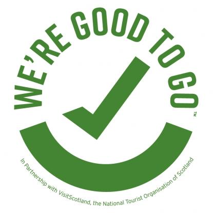Visit Scotland Good To Go Award