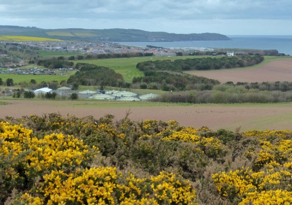 The Scottish Borders has seasonal delights galore