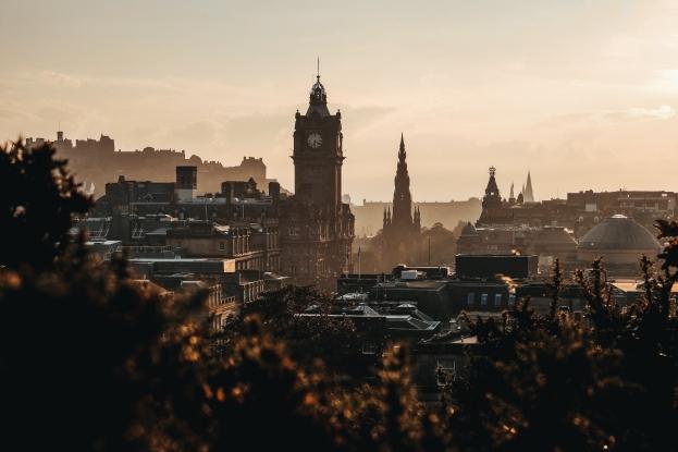 Experience Edinburgh's rich literary heritage