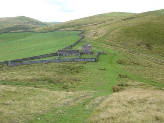 Follow in Alistair Moffat's footsteps along an ancient road