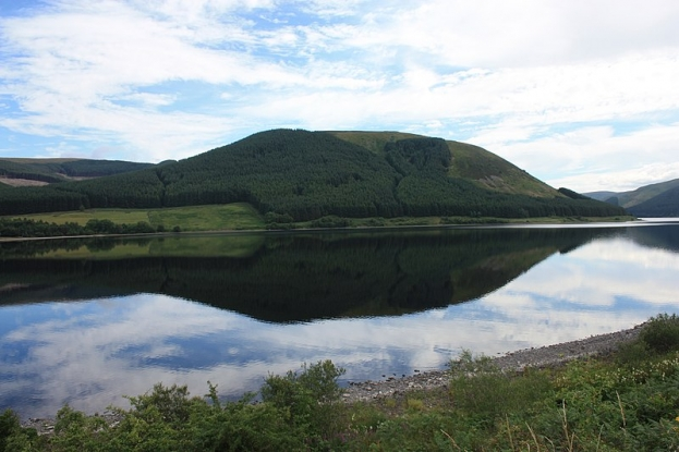 Soak up the tranquility at St. Mary's Loch
