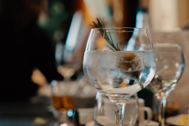 It's gin o'clock — hooray!