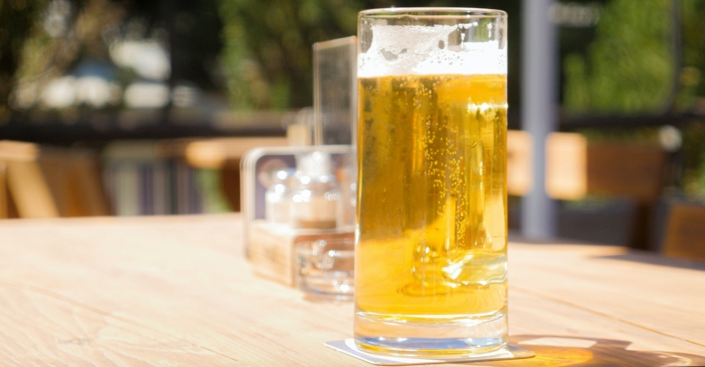 Relax with a cold beer in a classic Borders pub