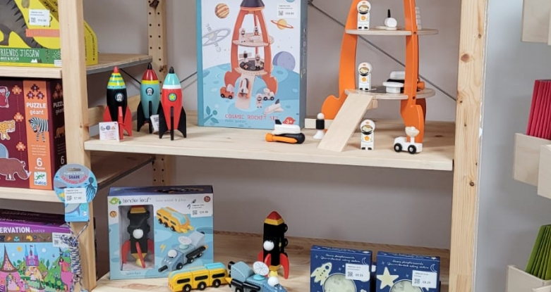 A look inside Tree Top Toys Melrose